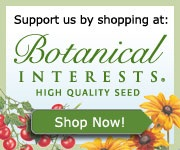 Botanical Interests link to website.
